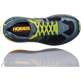 Hoka One One Stinson ATR 5 Running Shoes Herr mallard green/gold fusion